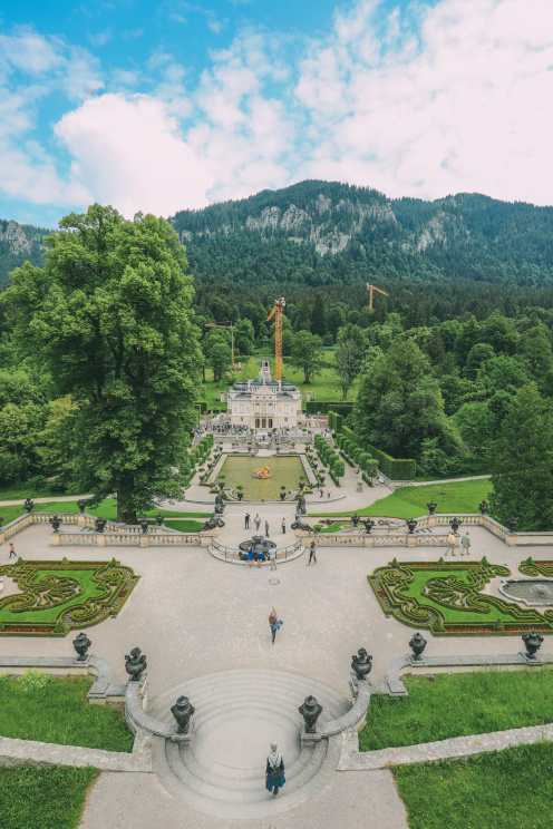 Linderhof Palace - The Small But Absolutely Gorgeous Palace In Germany You Have To Visit! (11)