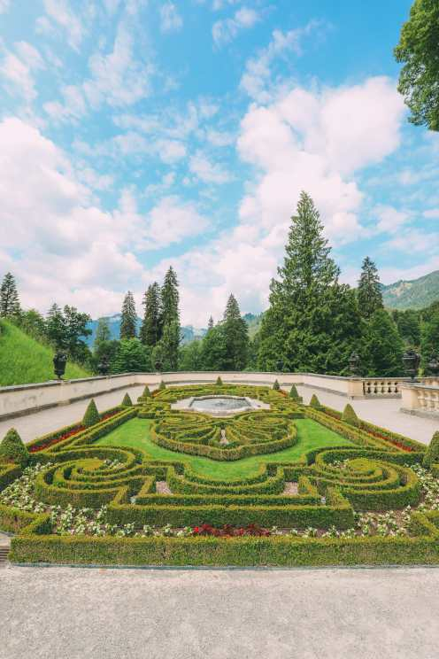 Linderhof Palace - The Small But Absolutely Gorgeous Palace In Germany You Have To Visit! (15)