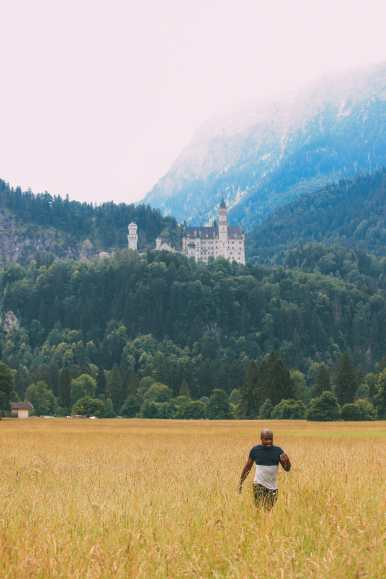 Neuschwanstein Castle - The Most Beautiful Fairytale Castle In Germany You Definitely Have To Visit! (7)