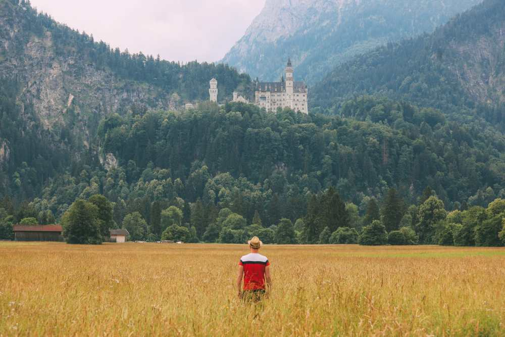 Neuschwanstein Castle - The Most Beautiful Fairytale Castle In Germany You Definitely Have To Visit! (8)