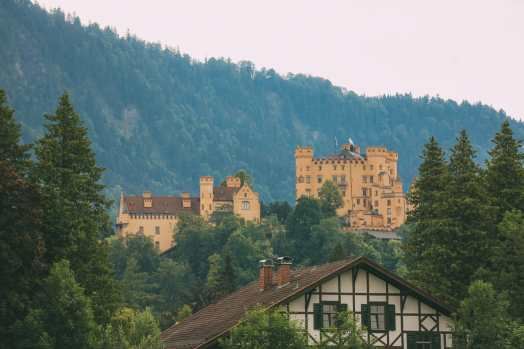 Neuschwanstein Castle - The Most Beautiful Fairytale Castle In Germany You Definitely Have To Visit! (11)