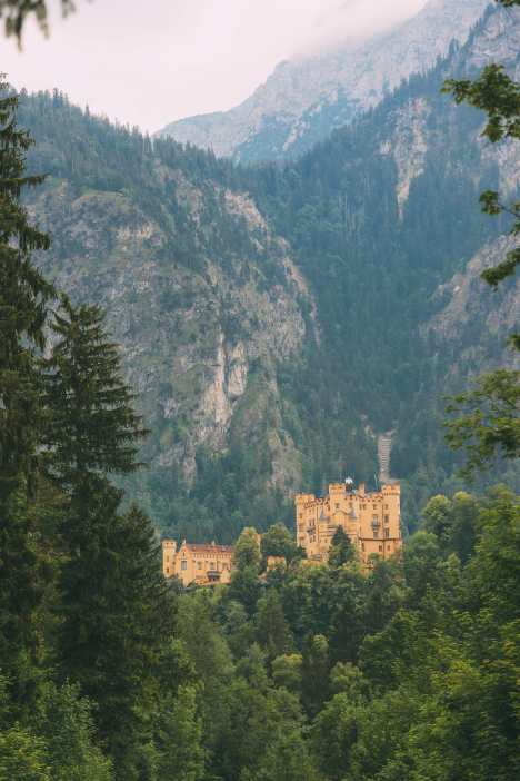 Neuschwanstein Castle - The Most Beautiful Fairytale Castle In Germany You Definitely Have To Visit! (13)