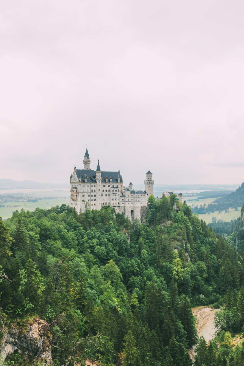 Neuschwanstein Castle - The Most Beautiful Fairytale Castle In Germany You Definitely Have To Visit! (17)