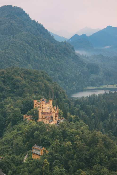 Neuschwanstein Castle - The Most Beautiful Fairytale Castle In Germany You Definitely Have To Visit! (27)