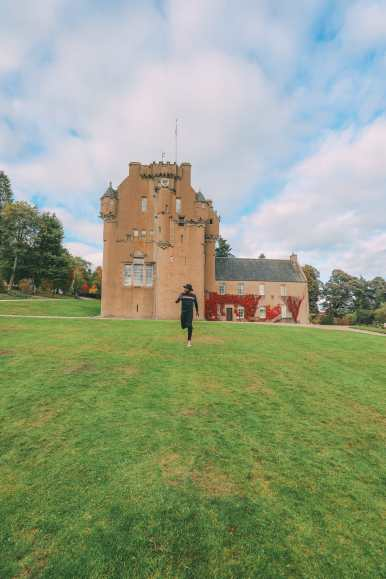 Taking A Step Back Into Ancient Scotland At Crathes Castle (38)