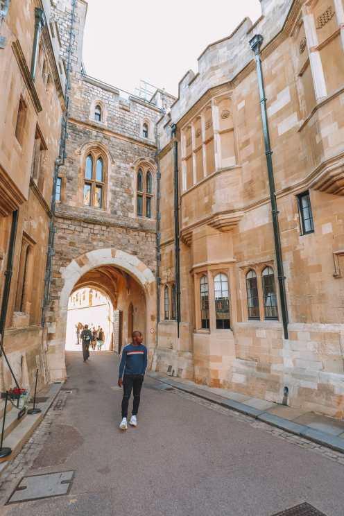 Un après-midi au château de Windsor ... (Plus, 10 choses à savoir avant de visiter) Château de Windsor). (31)