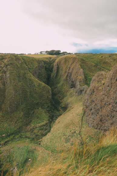 Exploring The Ancient Dunnottar Castle... In Stonehaven, Scotland (21)