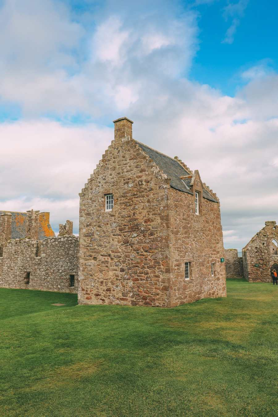 Exploring The Ancient Dunnottar Castle... In Stonehaven, Scotland (23)
