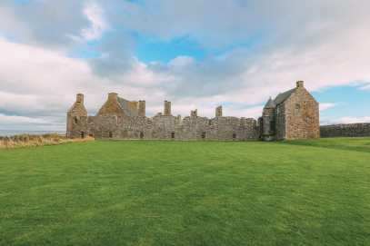 Exploring The Ancient Dunnottar Castle... In Stonehaven, Scotland (24)