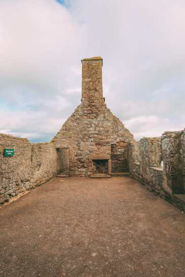 Exploring The Ancient Dunnottar Castle... In Stonehaven, Scotland (37)
