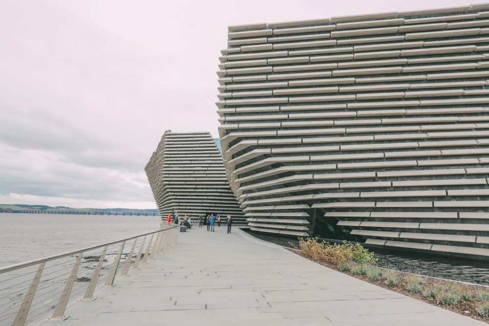 Discovering Two Scottish Gems - The V&A Dundee And The Magnificent Glamis Castle (15)