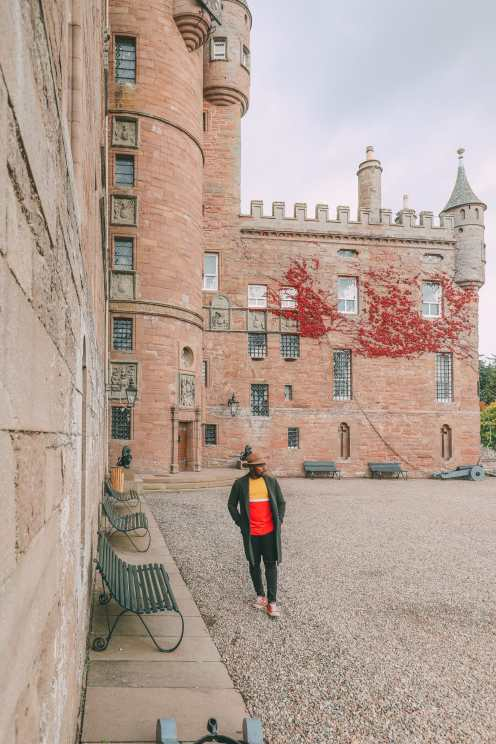 Discovering Two Scottish Gems - The V&A Dundee And The Magnificent Glamis Castle (28)