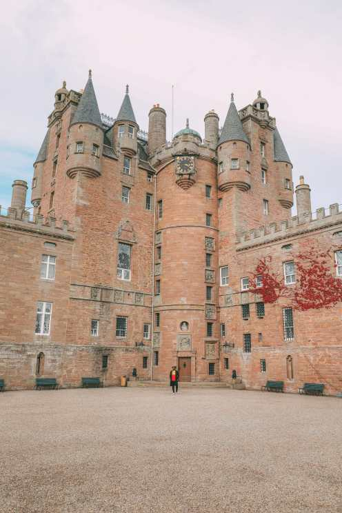 Discovering Two Scottish Gems - The V&A Dundee And The Magnificent Glamis Castle (29)