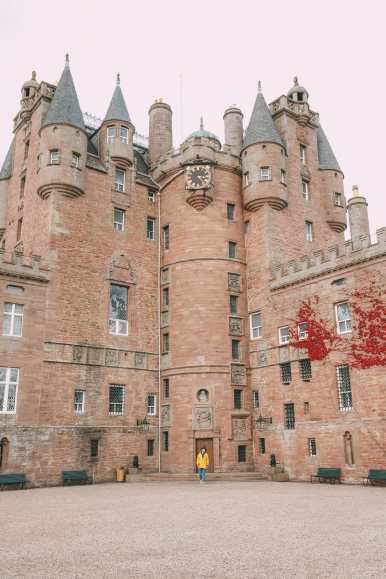 Discovering Two Scottish Gems - The V&A Dundee And The Magnificent Glamis Castle (30)