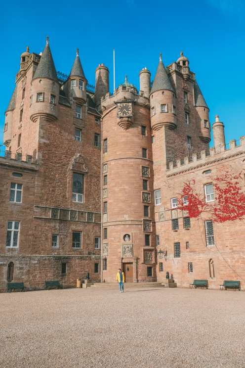 Discover two Scottish gems - V & A Dundee and magnificent Glamis Castle (32)