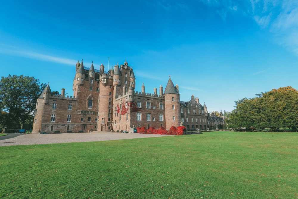 Discovering Two Scottish Gems - The V&A Dundee And The Magnificent Glamis Castle (34)