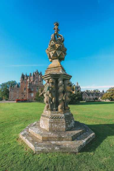 Discovering Two Scottish Gems - The V&A Dundee And The Magnificent Glamis Castle (36)