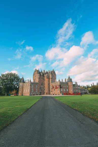 Discovering Two Scottish Gems - The V&A Dundee And The Magnificent Glamis Castle (38)