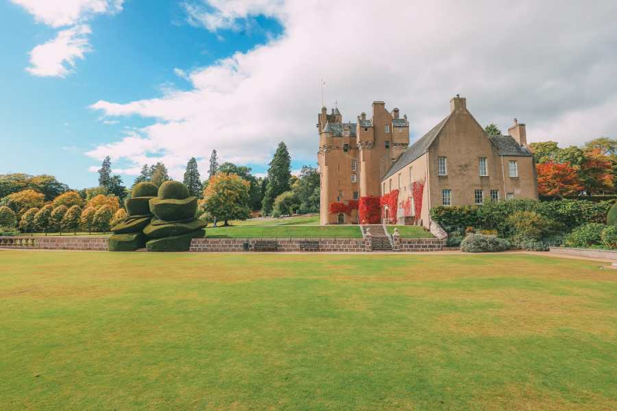 Taking A Step Back Into Ancient Scotland At Crathes Castle (9)