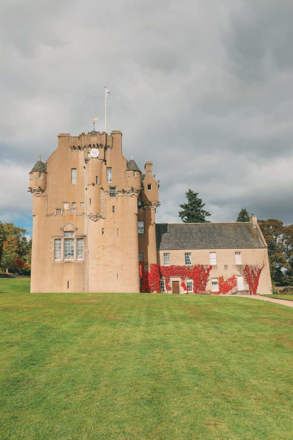 Taking A Step Back Into Ancient Scotland At Crathes Castle (19)