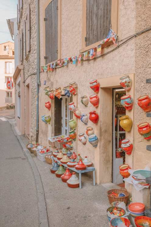 Exploring Provence: Mont Ventoux, Séguret And Dentelles de Montmirail (16)