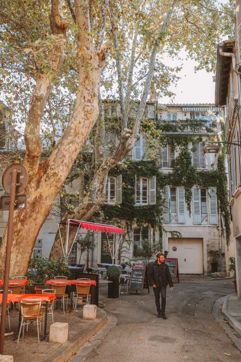 24 Hours Visiting Avignon, Provence (69)