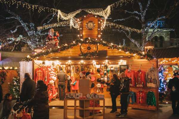 8 Of London Christmas Markets In 2019 - Hand Luggage Travel Food &