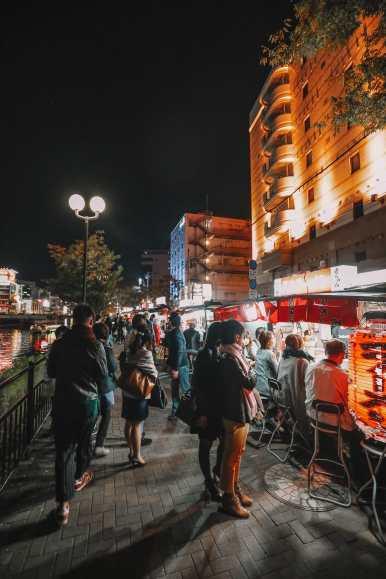 The Aru Ressha Sweet Train, Pretty Little Mamedamachi And A Night In Fukuoka, Japan (65)