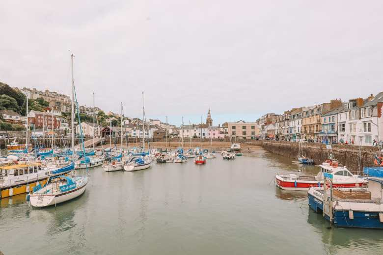 The Absolutely Dramatic Coastline Of Devon, England (1)