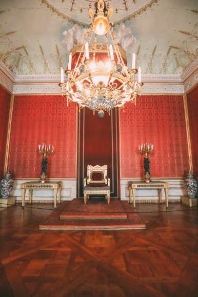The Beautiful Baroque Ludwigsburg Palace... In Stuttgart, Germany (31)