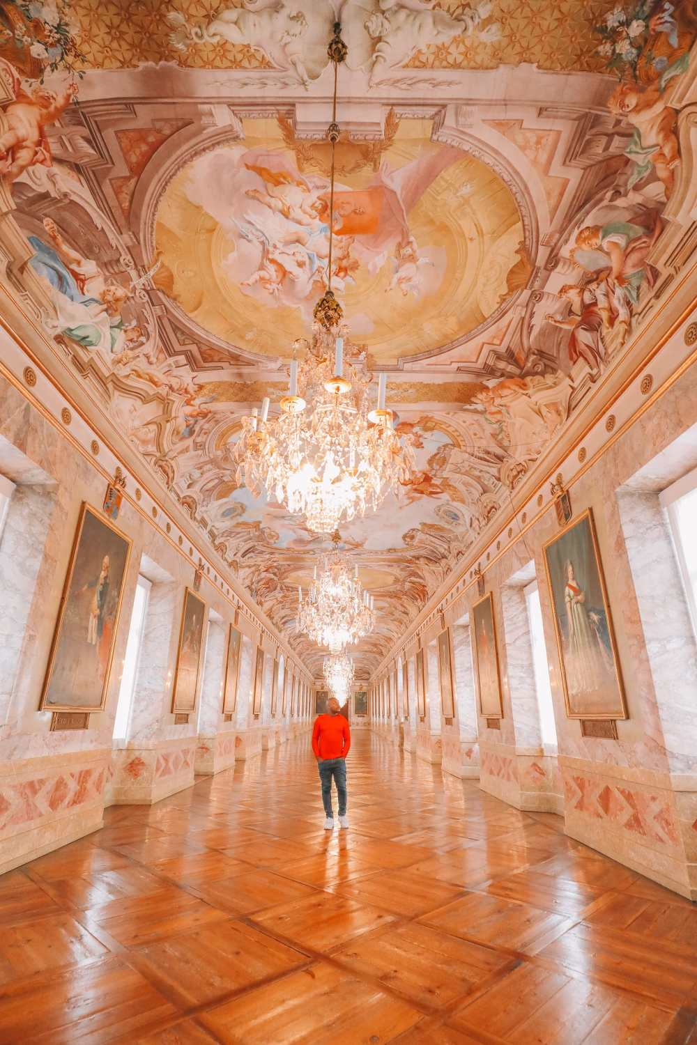 The Beautiful Baroque Ludwigsburg Palace... In Stuttgart, Germany (35)