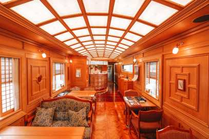 Seven Stars In Kyushu - One Of The Most Luxurious Train Journeys In The World (46)