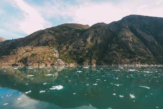 Sailing The Impressive Tracy Arm And Endicott Arm Fjord To The Dawes Glacier, Alaska (35)