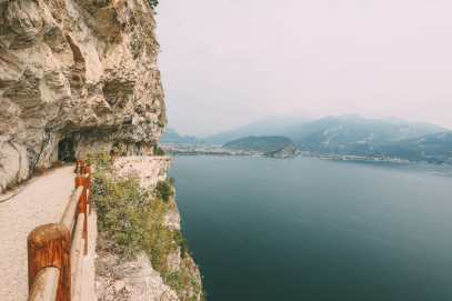A Day By Lake Garda... In Trentino, Italy (10)