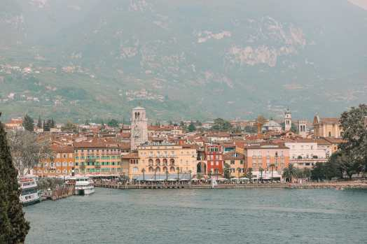 A Day By Lake Garda... In Trentino, Italy (19)