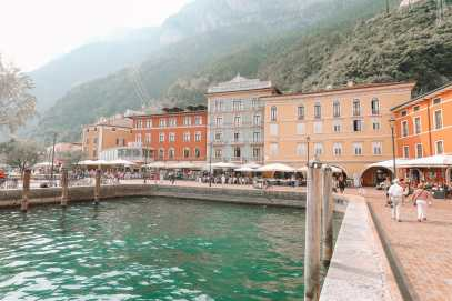 A Day By Lake Garda... In Trentino, Italy (24)