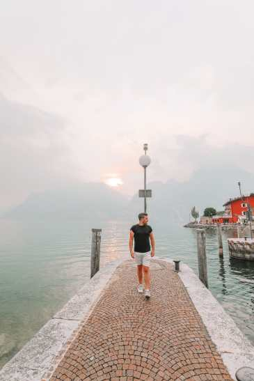 A Day By Lake Garda... In Trentino, Italy (47)