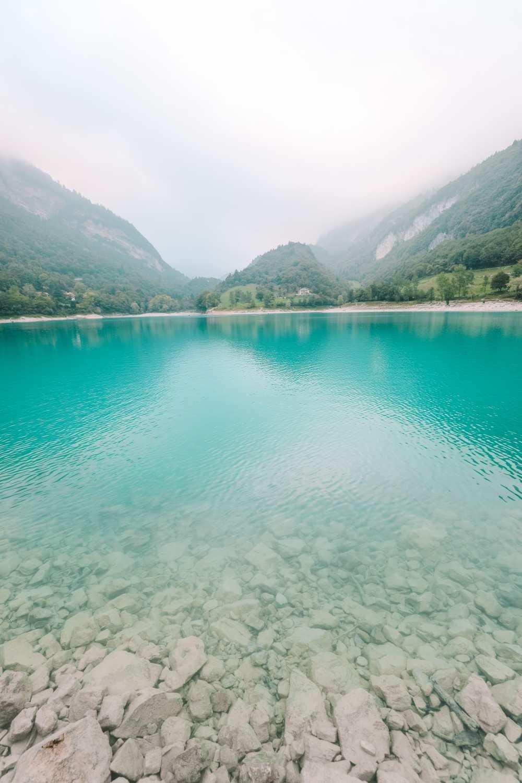 The Beautiful Lago Di Tenno, Cascate Del Varone And Completing A Via Ferrata In Lake Garda, Italy (26)