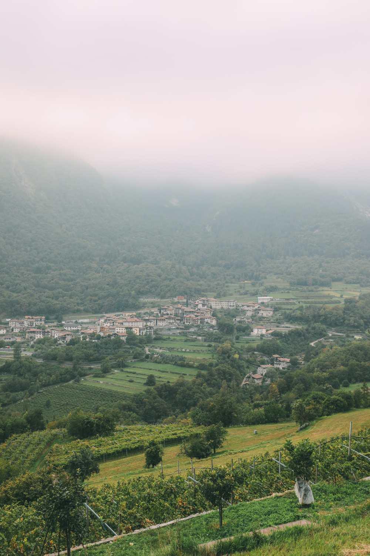 The Beautiful Lago Di Tenno, Cascate Del Varone And Completing A Via Ferrata In Lake Garda, Italy (27)