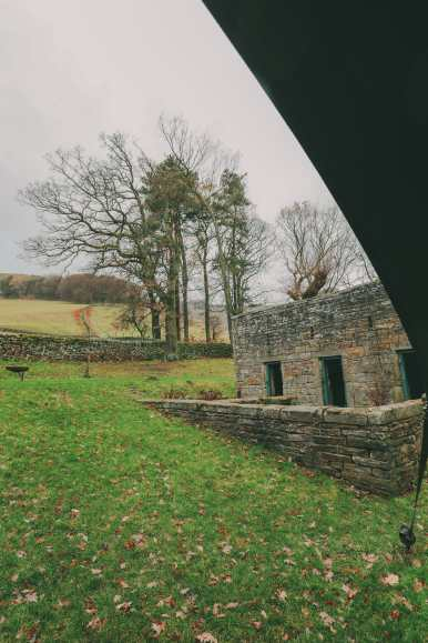 Finding Robin Hood's Bow And Safari Lodging In The Peak District, England (34)