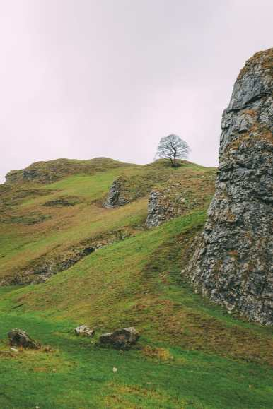 Finding Winnats Pass And An Underground Lake In The Peak District, England (24)