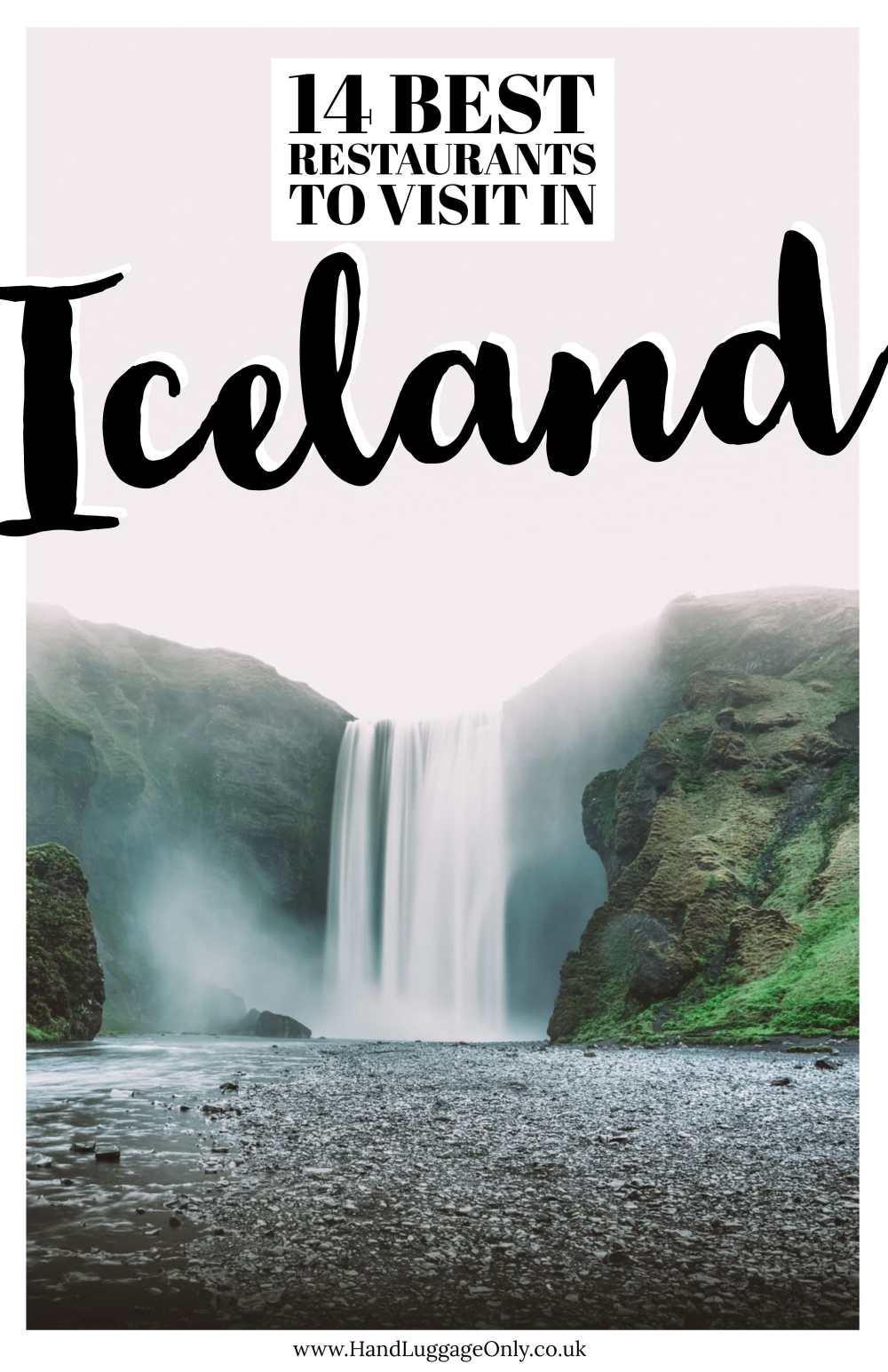 14 Best Restaurants in Iceland To Visit (1)