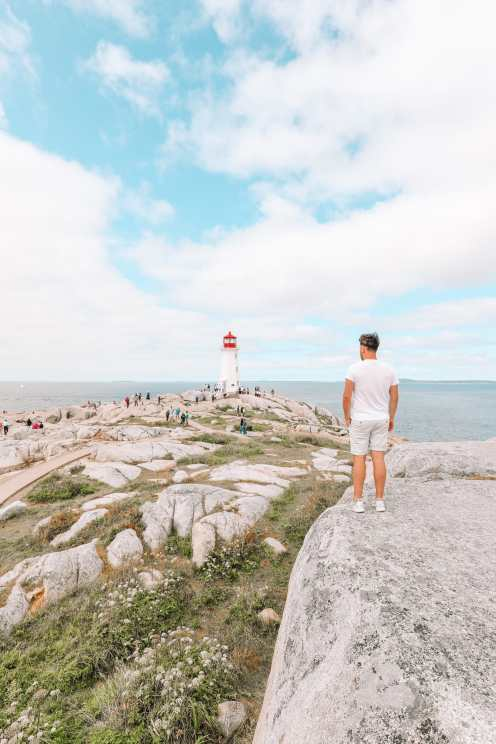 From Halifax To Peggy's Cove And Lunenberg... In Nova Scotia, Canada (24)
