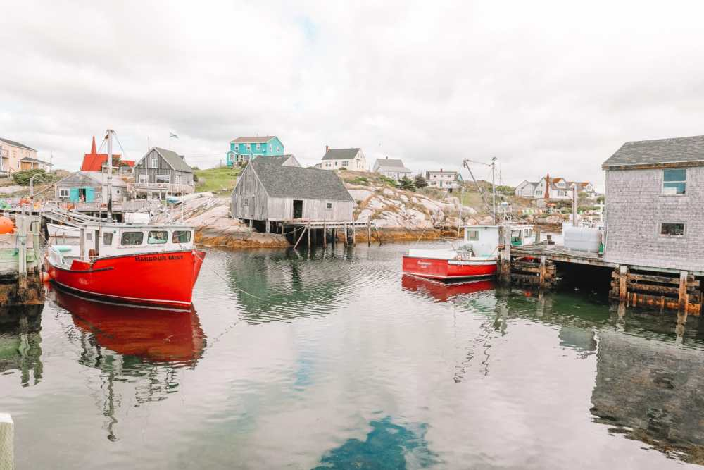 From Halifax To Peggy's Cove And Lunenberg... In Nova Scotia, Canada (30)