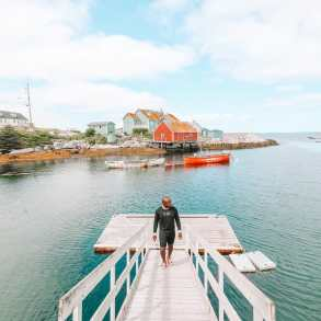 From Halifax To Peggy's Cove And Lunenberg... In Nova Scotia, Canada (31)