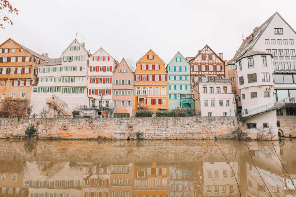 The Colourful Ancient City Of Tubingen, Germany (4)