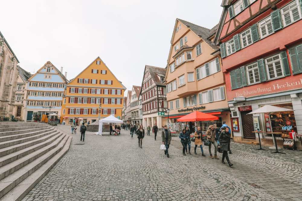 The Colourful Ancient City Of Tubingen, Germany (10)