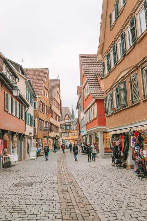 The Colourful Ancient City Of Tubingen, Germany (47)