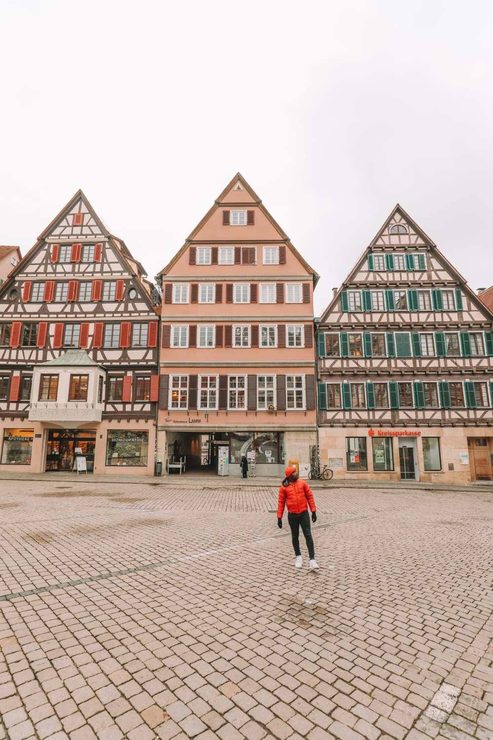 The Colourful Ancient City Of Tubingen, Germany (50)