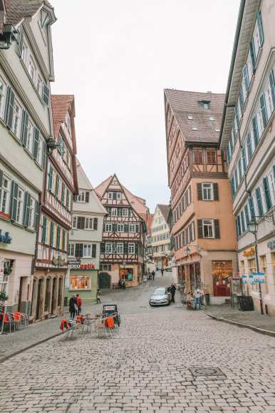 The Colourful Ancient City Of Tubingen, Germany (52)